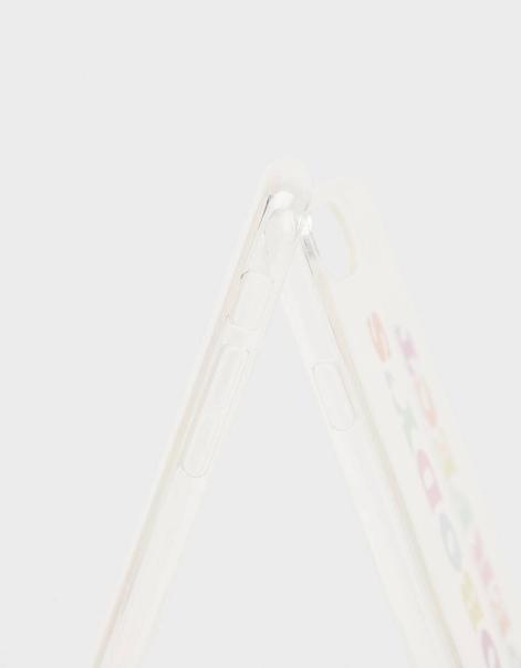 Чехол для iPhone 6/7/8 с надписью