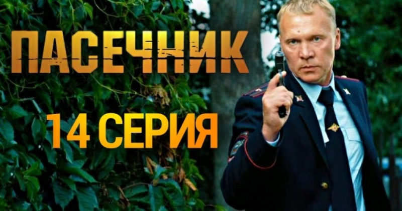 Детективный сериал Пасечник 14 я серия