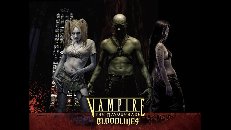 (6) Vampire The Masquerade - Bloodlines от ArtGamesLP | Кровосис ин L. A. (22)
