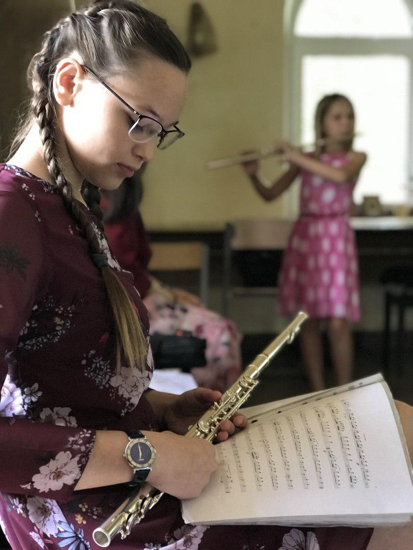 О новом наборе объявили в музыкальной студии при храме в Выхине-Жулебине