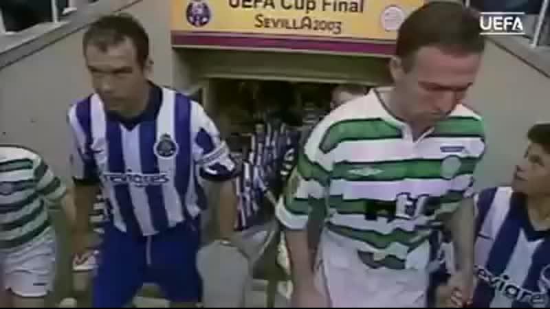 Copa da UEFA 0203 - Porto 3x2 Celtic