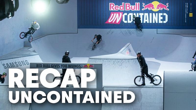 Red Bull Uncontained Recap BMX Park