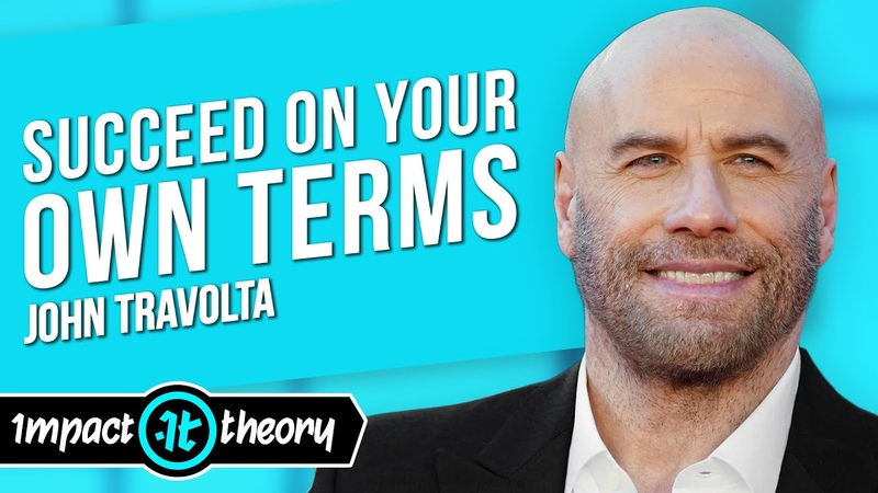 John Travolta on the True Meaning of Success Impact Theory