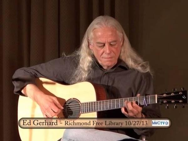 Ed Gerhard Promised Land Farther Along