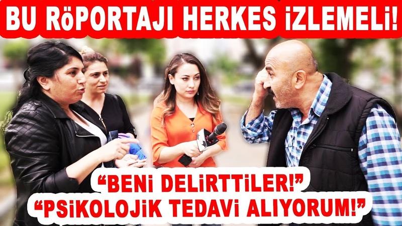 Bana AKP yi Sorma! Ağzımı Bozarım! dedi Ağzına Geleni Söyledi!
