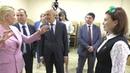Министр финансов посетил курганские больницы и театр