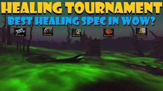 70k Healing Per Second Tournament