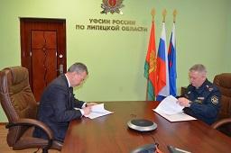 Соглашение о взаимодействии подписали УФСИН и уполномоченный по правам ребенка