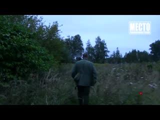 Сводка. Незаконная охота на лося. Место происшествия