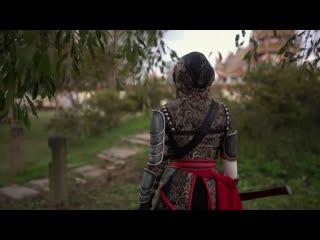 Assassins creed china yaya han cosplay cinematic