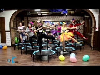 FitJu Clown's party  | Fitness Jumping