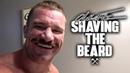 Seth Feroce - Shaving the Beard