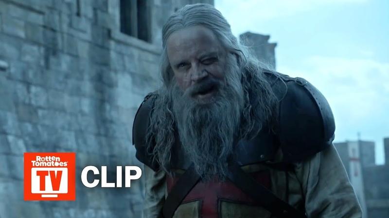 Knightfall S02E01 Clip 'Talus Trains Landry' Rotten Tomatoes TV