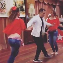 "Social Dance TV on Instagram: ""Casino workshop 😊  Dancers: @gastoncarvallo_littlehabana & Monica & Christina #casino #socialdancetv #danceshoes #wo..."