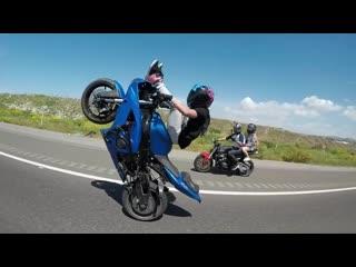 Мотоциклистки