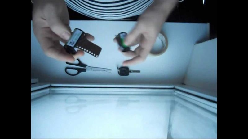 как сделать редскейл своими руками self made redscale film