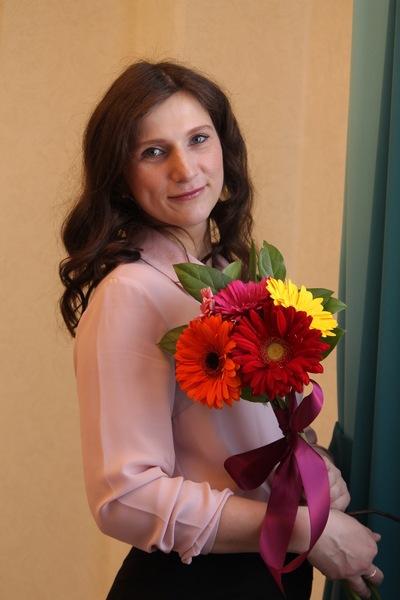 Анна Тюкина (Кузнецова)