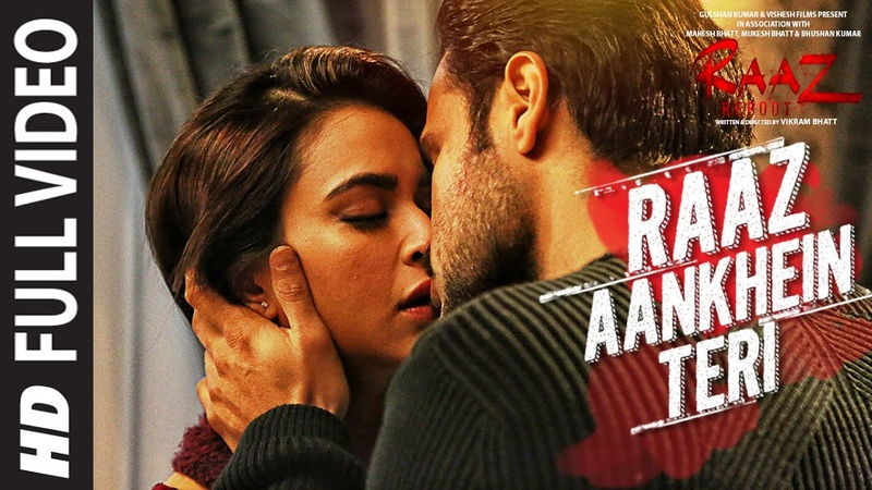 RAAZ AANKHEIN TERI Full Song Raaz Reboot Arijit Singh Emraan Hashmi Kriti Kharbanda Gaurav Arora