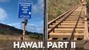Забираемся на Кратор у Стрельбища (Гаваий, Часть II)