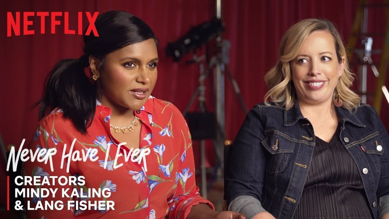 Never Have I Ever I Co-Creators Mindy Kaling Lang Fisher On Creating Teen Comedy I Netflix