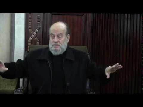 الشيخ بسام جرار : أخلاقيات الحرب والسلم .. بي 1606