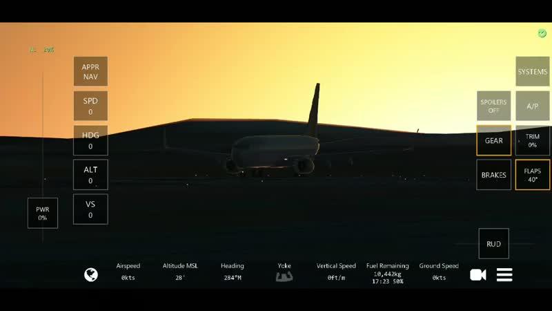 FLIGHT TO MAIAMI