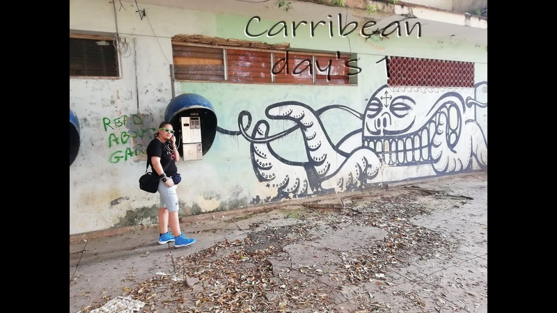 Carribean days 1