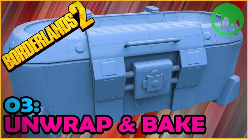Borderlands Loot Chest: Unwrap and Bake [03]
