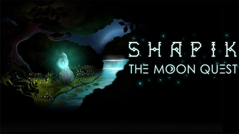 Shapik The Moon Quest Gameplay