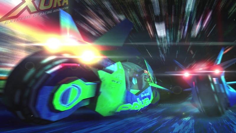 Mellow Sonic Xtreme Extreme G Fan Theme