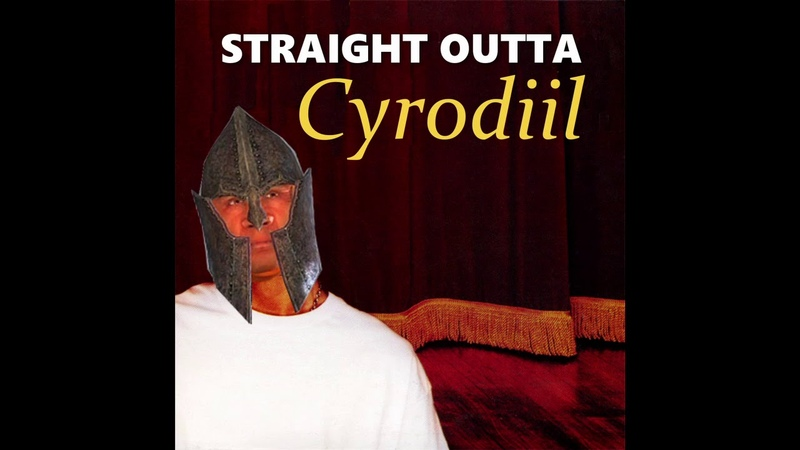 Straight Outta Cyrodiil original