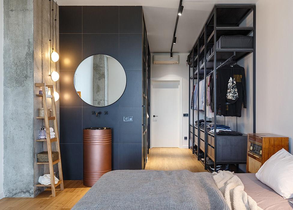 SVOYA Studio: квартира с необычной планировкой || 02
