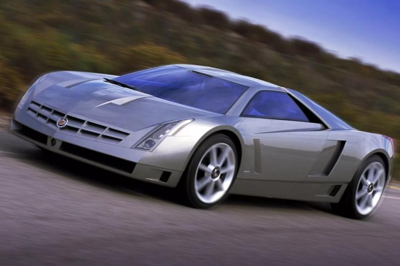 Cadillac Cien: красивый, быстрый, технологичный и почти серийный, изображение №7