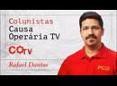 Colunistas da COTV Fascismo o que é e como combatê lo por Rafael Dantas