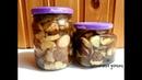 МАРИНОВАННЫЕ ГРИБЫ НА ЗИМУ Маринованные белые грибы рецепт