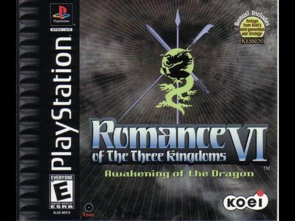 Обзор Romance of the three kingdoms VI смотреть онлайн без регистрации