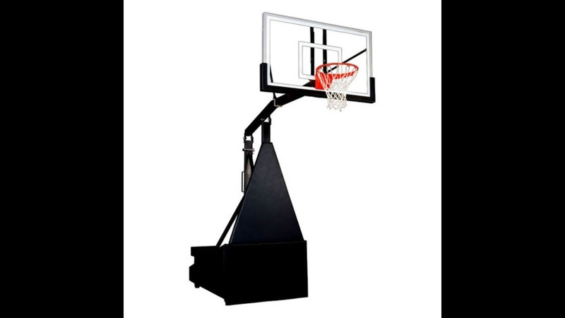 First Team Storm Pro Portable Basketball System Review
