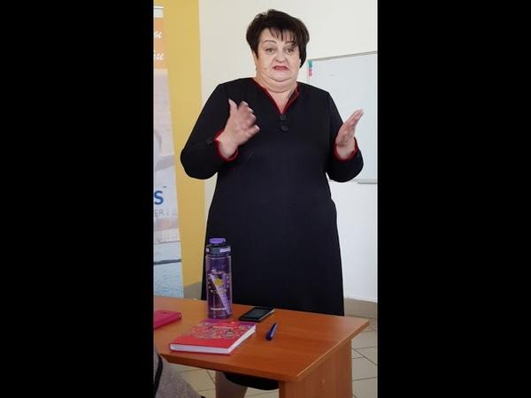 Наталья Шевела Личная история в Инкрузес 5 10 18г