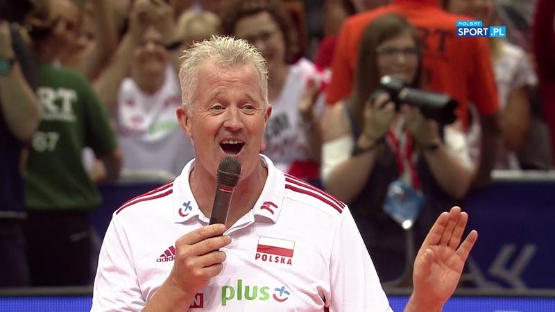 Czy mogę mówić po polsku, czyli jak Vital Heynen porwał publiczność