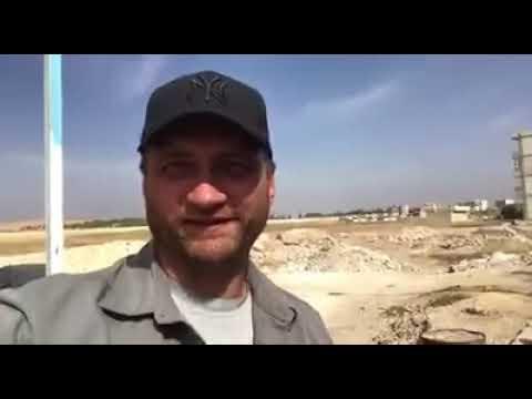 RUSSIAN JOURNALIST ОЛЕГ БЛОХИН PREPARATIONS UNDERWAY FOR SAA TO TAKE OVER AYN AL ARAB-KOBANI