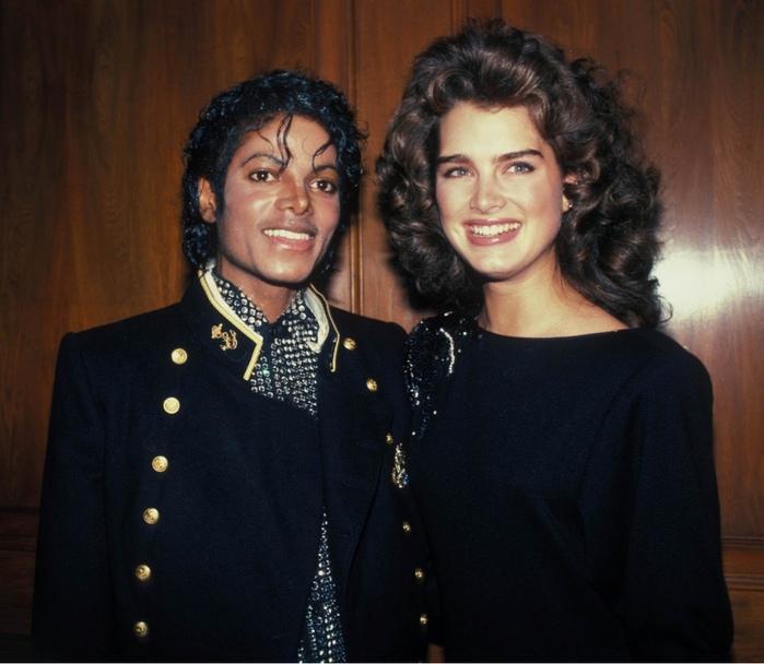 Дамы сердца Майкла Джексона. Брук Шилдс., изображение №1