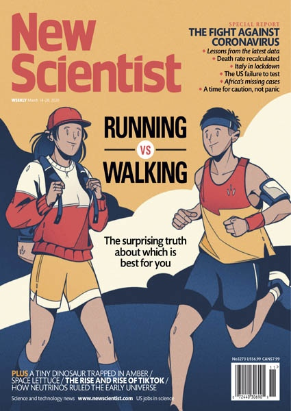 New Scientist - 03.14.2020