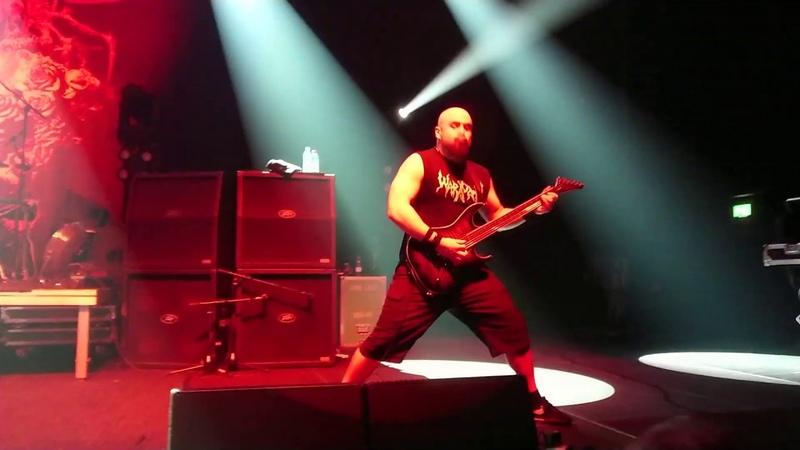 Max Igor Cavalera Desperate Cry Sepultura song 06 12 2019 Rockhal Esch Sur Alzette