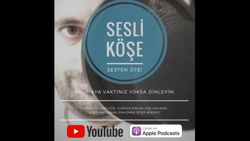 Memduh Bayraktaroğlu ''Erken seçim hazırlığı mı؟'' - Sesli Köşe 25 Ekim 2019 Cuma.mp4