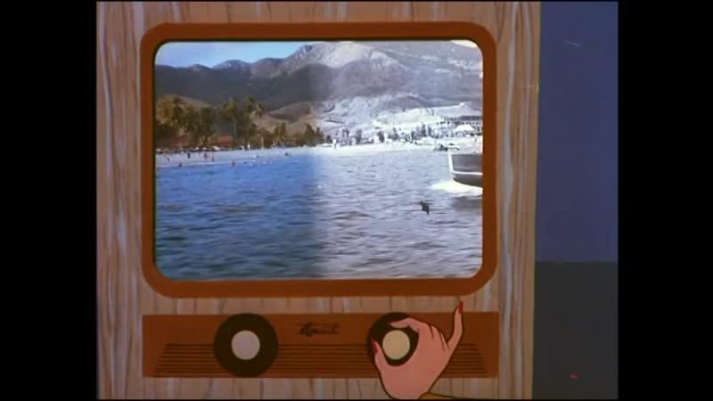 Золотые мультфильмы Тэкса Авери Текса Эйвери Том 4 Сборник VHS