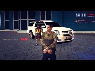 Обзор на Cadillac Escalade Осторожно лаги! NextRpСибирский№120