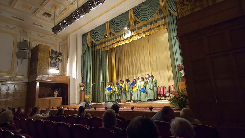 Фестиваль конфессиональных хоров Франкоязычная община