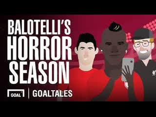 Mario balotelli's horror season at liverpool