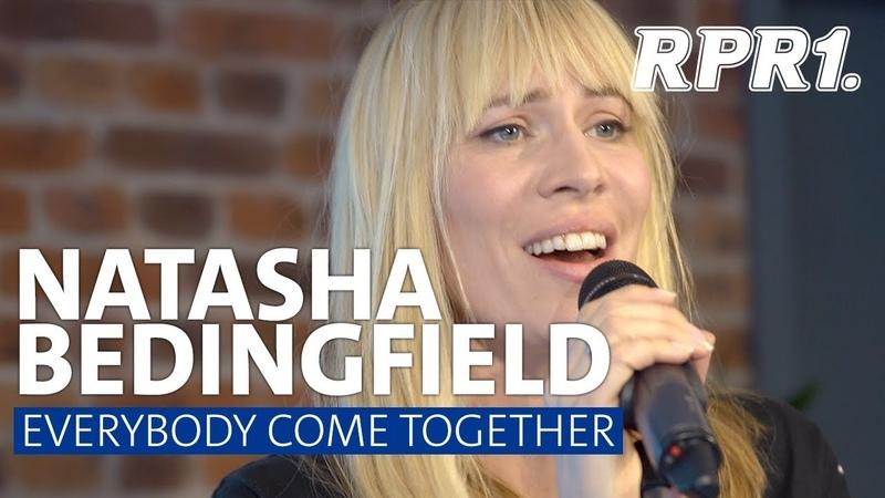 Natasha Bedingfield - Everybody come together (UNPLUGGED | RPR1.Wohnzimmer)