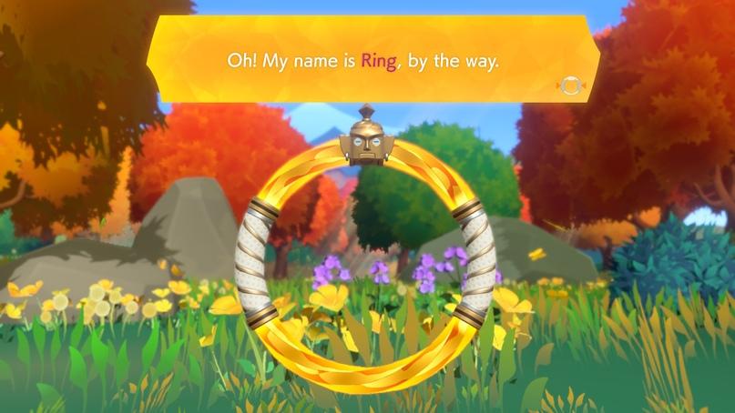 Обзор Ring Fit Adventure — кольцо, пот и дракон, изображение №9